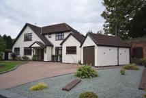 Detached home in Mead Close...