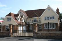new house for sale in Parkstone Avenue...
