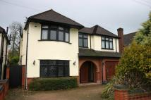 Detached home in Nelmes Crescent...