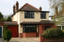 3 bed Detached home in Nelmes Crescent...