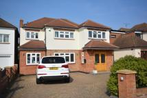 Detached house in Nelmes Crescent...