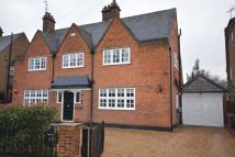 Detached house in Heath Drive, Gidea Park...