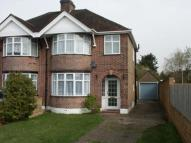 3 bedroom semi detached house to rent in Slough