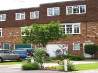 Terraced property for sale in BOURNE END