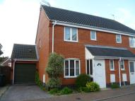 3 bed semi detached home to rent in John Woodhouse Drive...