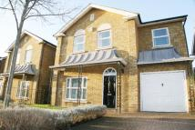 Detached house in Savery Drive...