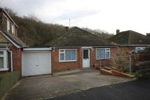 Detached Bungalow in Stonelow Road, Dronfield