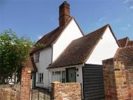 End of Terrace home in High Street, Kelvedon...