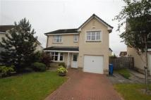 Detached house in Peasehill Road, Rosyth