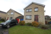 Detached home in St Fillans Crescent...