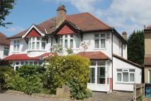 South Way semi detached house for sale