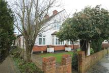 Firsby Avenue semi detached property to rent