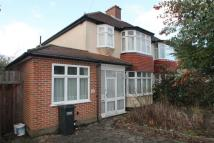 3 bed semi detached house for sale in Ridgemount Avenue...