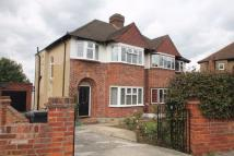 semi detached home for sale in Lorne Avenue, Shirley...