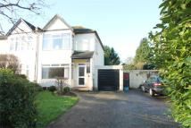 3 bed semi detached home for sale in Orchard Way, Shirley...