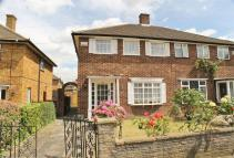 semi detached home in Orchard Way, Beckenham...