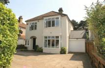 Detached home in Kings Hall Road...