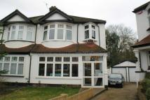 3 bed semi detached property in Altyre Way, Beckenham...