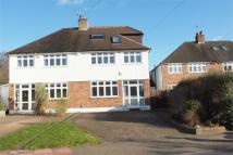 4 bedroom semi detached home in Hayes Chase...