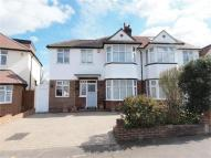 4 bedroom semi detached home in New Farm Avenue, Bromley...