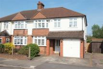 semi detached property for sale in Bourne Vale, Bromley...