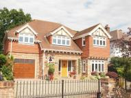Detached house in Malmains Way...