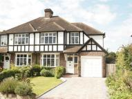 4 bed semi detached property in Stone Park Avenue...
