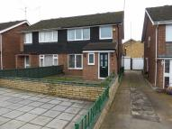 3 bed semi detached home to rent in Wicksteed Close...
