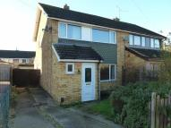 3 bedroom semi detached home in Newton Road...