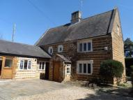 Detached house for sale in Church Close, Caldecott...