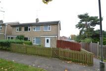 Rutland Walk semi detached house to rent