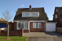 Detached house in Cromwell Crescent...