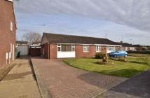 Semi-Detached Bungalow to rent in Rainsborough Gardens...