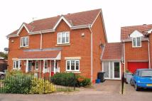 3 bed semi detached home to rent in Oakham Close, Desborough...