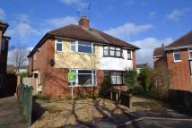 3 bed semi detached property to rent in Crescent Close...