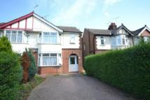 3 bed semi detached house in Cowdray Avenue...