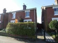 2 bedroom semi detached house to rent in Constantine Road...