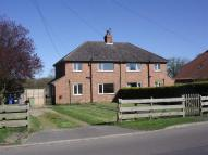 semi detached property in Spridlington