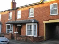 Terraced house in Lincoln