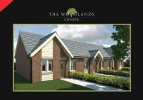 new property in Cedars Close, Spion Kop