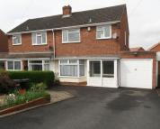 3 bed semi detached home in Portmans Way, Bridgnorth...