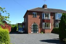3 bedroom semi detached home for sale in Love Lane, Bridgnorth...