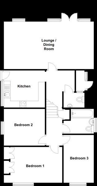 Split-Level Ground Floor