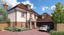 5 bedroom new property in Waterford Lane, Lymington