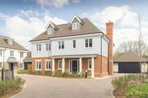 new property in Waterford Lane, Lymington
