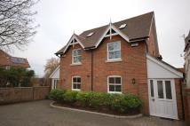 semi detached property in Madeira Mews, LYMINGTON