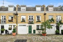 Terraced house to rent in Elnathan Mews...