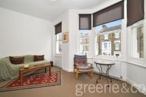 Flat to rent in Saltram Crescent...