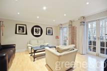 Terraced property to rent in Andover Place...