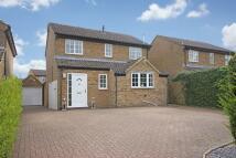 Detached property in Corbett Road, Carterton